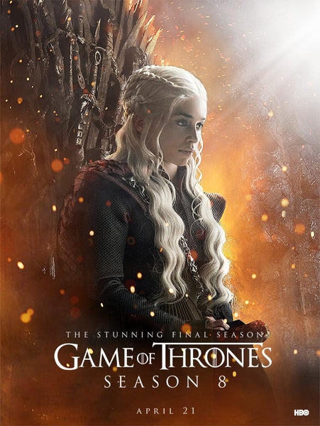 Game of Thrones: Season 8 (VUDU)(HD)