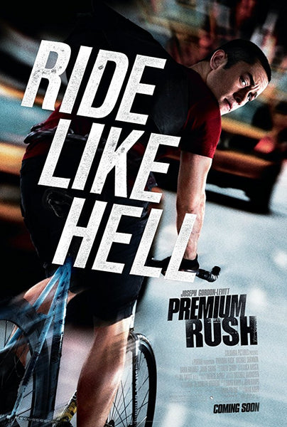 Premium Rush SD VUDU ITUNES, MOVIES ANYWHERE, CHEAP DIGITAL movie CODES CHEAPEST