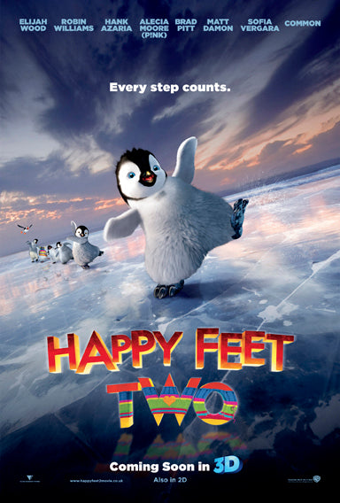 Happy Feet Two | HD MOVIE CODES | INSTAWATCH |  UV CODES | VUDU CODES | VUDU DISCOUNTS | 4K DIGITAL CODES | MOVIES ANYWHERE DEALS | CHEAP DIGITAL MOVIE CODES | UVSPIDER | ULTRACLOUDHD | VIFGAM