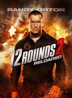 12 Rounds 2: Reloaded HD VUDU ITUNES, MOVIES ANYWHERE, CHEAP DIGITAL MOVEIE CODES CHEAPEST