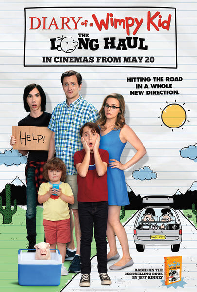 Diary of a Wimpy Kid: The Long Haul HD VUDU ITUNES, MOVIES ANYWHERE, CHEAP DIGITAL MOVEIE CODES CHEAPEST