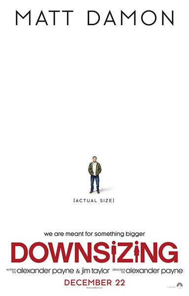 Downsizing (iTunes HD)
