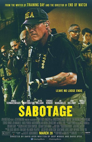 Sabotage iTunes | HD MOVIE CODES | INSTAWATCH |  UV CODES | VUDU CODES | VUDU DISCOUNTS | 4K DIGITAL CODES | MOVIES ANYWHERE DEALS | CHEAP DIGITAL MOVIE CODES | UVSPIDER | ULTRACLOUDHD | VIFGAM