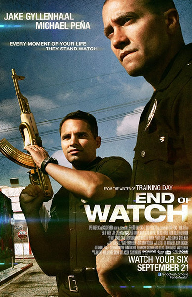 End of Watch iTunes HD VUDU ITUNES, MOVIES ANYWHERE, CHEAP DIGITAL MOVEIE CODES CHEAPEST