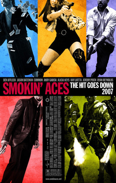 Smokin Aces iTunes HD VUDU ITUNES, MOVIES ANYWHERE, CHEAP DIGITAL MOVEIE CODES CHEAPEST