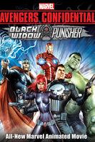 Avengers Confidential: Black Widow & Punisher SD VUDU ITUNES, MOVIES ANYWHERE, CHEAP DIGITAL movie CODES CHEAPEST