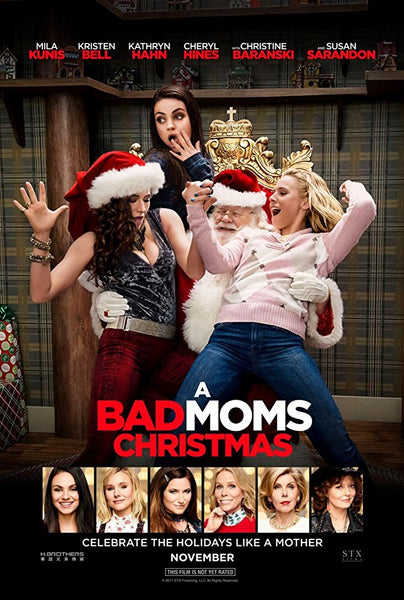 A Bad Moms Christmas (iTunes HD)