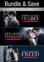 50 Shades of Grey Unrated Bundle  (InstaWatch HD)