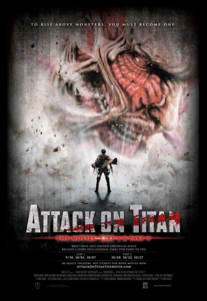 Attack on Titan The Movie: Part 1 (InstaWatch HD)