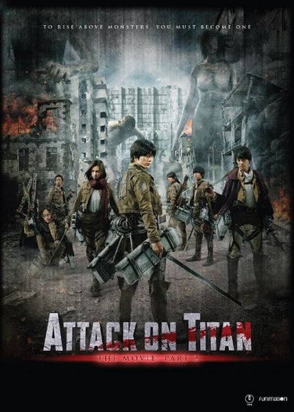Attack on Titan The Movie: Part 2  (InstaWatch HD)