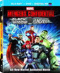 Avengers Confidential: Black Widow & Punisher (InstaWatch HD)