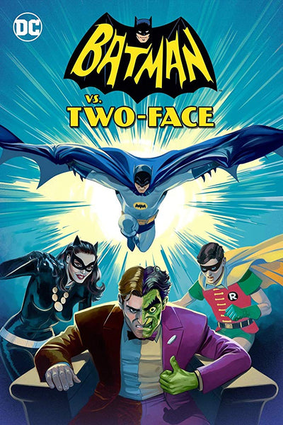 Batman vs. Two-Face (InstaWatch HD)