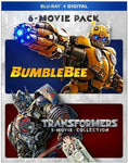 Bumblebee And Transformers Ultimate 6-Movie Collection (InstaWatch HD)