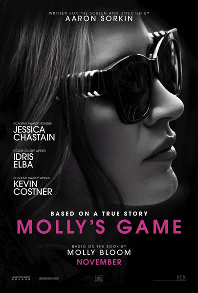 Molly's Game iTunes | HD MOVIE CODES | INSTAWATCH |  UV CODES | VUDU CODES | VUDU DISCOUNTS | 4K DIGITAL CODES | MOVIES ANYWHERE DEALS | CHEAP DIGITAL MOVIE CODES | UVSPIDER | ULTRACLOUDHD | VIFGAM