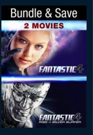 Fantastic Four 2 Movie Bundle (InstaWatch HD)