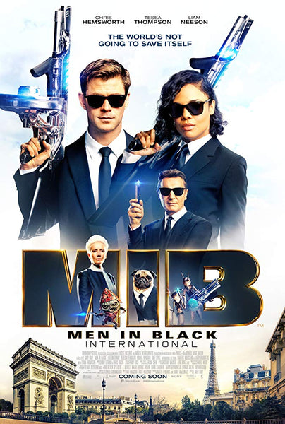 Men In Black: International (HD)