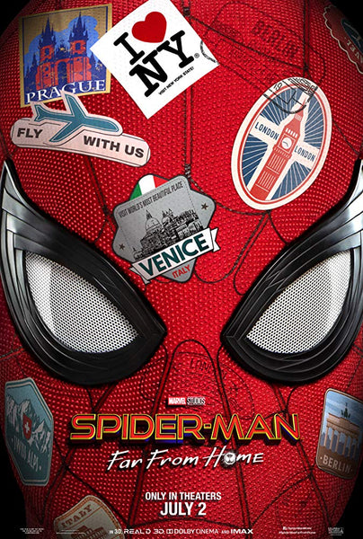 Spider-Man: Far from Home | HD MOVIE CODES | INSTAWATCH |  UV CODES | VUDU CODES | VUDU DISCOUNTS | 4K DIGITAL CODES | MOVIES ANYWHERE DEALS | CHEAP DIGITAL MOVIE CODES | UVSPIDER | ULTRACLOUDHD | VIFGAM