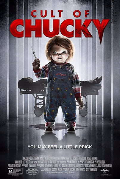 Cult of Chucky (Unrated)(iTunes HD)