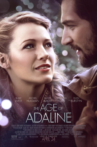 The Age of Adaline SD VUDU ITUNES, MOVIES ANYWHERE, CHEAP DIGITAL movie CODES CHEAPEST