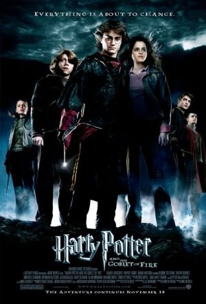 Harry Potter and the Goblet of Fire (HD)