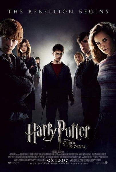 Harry Potter and the Order of the Phoenix (4K UHD on VUDU)