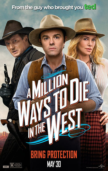 A Million Ways to Die in the West Unrated HD VUDU ITUNES, MOVIES ANYWHERE, CHEAP DIGITAL MOVEIE CODES CHEAPEST