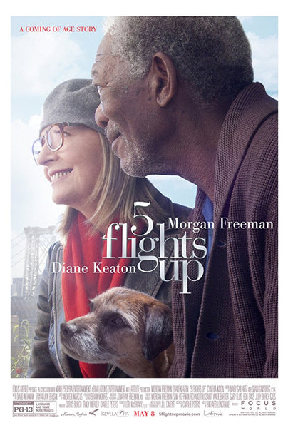 5 Flights Up HD VUDU ITUNES, MOVIES ANYWHERE, CHEAP DIGITAL MOVEIE CODES CHEAPEST