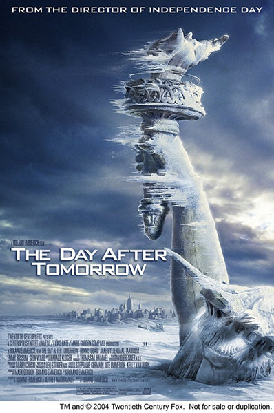 The Day After Tomorrow HD VUDU ITUNES, MOVIES ANYWHERE, CHEAP DIGITAL MOVEIE CODES CHEAPEST