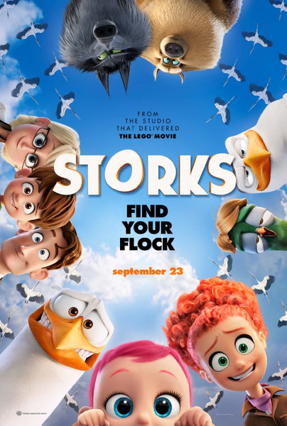 Storks HD VUDU ITUNES, MOVIES ANYWHERE, CHEAP DIGITAL MOVEIE CODES CHEAPEST