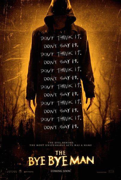 The Bye Bye Man iTunes HD VUDU ITUNES, MOVIES ANYWHERE, CHEAP DIGITAL MOVEIE CODES CHEAPEST
