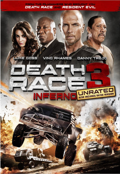 Death Race 3: Inferno Unrated | HD MOVIE CODES | INSTAWATCH |  UV CODES | VUDU CODES | VUDU DISCOUNTS | 4K DIGITAL CODES | MOVIES ANYWHERE DEALS | CHEAP DIGITAL MOVIE CODES | UVSPIDER | ULTRACLOUDHD | VIFGAM