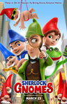 Sherlock Gnomes iTunes HD VUDU ITUNES, MOVIES ANYWHERE, CHEAP DIGITAL MOVEIE CODES CHEAPEST