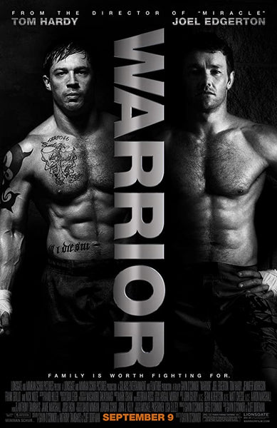 Warrior (2011)(HD)