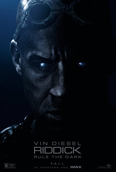 Riddick (Unrated Director's Cut)(iTunes HD)