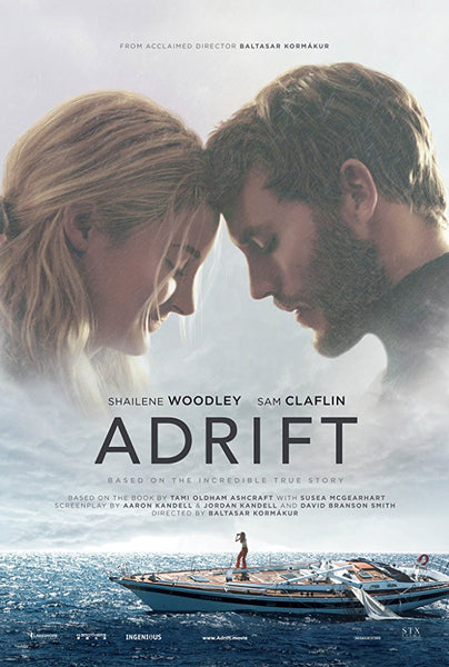Adrift iTunes HD VUDU ITUNES, MOVIES ANYWHERE, CHEAP DIGITAL MOVEIE CODES CHEAPEST