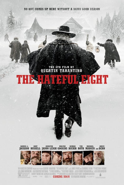 The Hateful Eight | HD MOVIE CODES | INSTAWATCH |  UV CODES | VUDU CODES | VUDU DISCOUNTS | 4K DIGITAL CODES | MOVIES ANYWHERE DEALS | CHEAP DIGITAL MOVIE CODES | UVSPIDER | ULTRACLOUDHD | VIFGAM