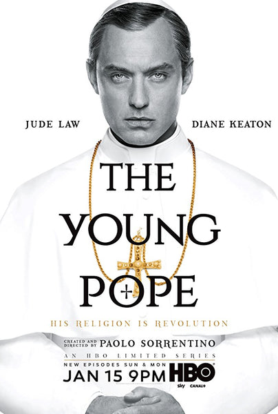 The Young Pope VUDUHD VUDU ITUNES, MOVIES ANYWHERE, CHEAP DIGITAL MOVEIE CODES CHEAPEST
