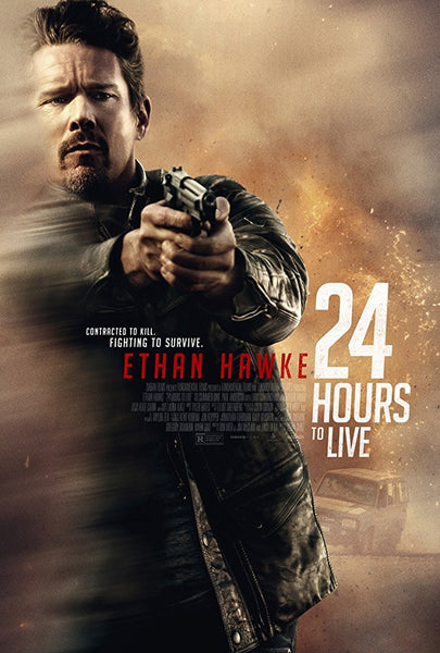 24 Hours To Live HD VUDU ITUNES, MOVIES ANYWHERE, CHEAP DIGITAL MOVEIE CODES CHEAPEST
