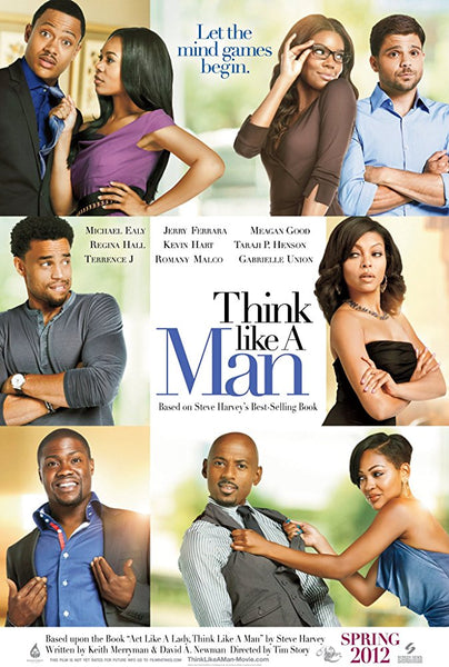 Think Like a Man | HD MOVIE CODES | INSTAWATCH |  UV CODES | VUDU CODES | VUDU DISCOUNTS | 4K DIGITAL CODES | MOVIES ANYWHERE DEALS | CHEAP DIGITAL MOVIE CODES | UVSPIDER | ULTRACLOUDHD | VIFGAM