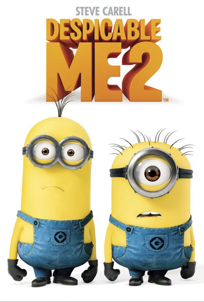 Despicable Me 2 iTunes 4KPorts to VUDU 4K VUDU ITUNES, MOVIES ANYWHERE, CHEAP DIGITAL movie CODES CHEAPEST