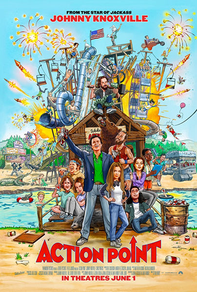 Action Point iTunes HD VUDU ITUNES, MOVIES ANYWHERE, CHEAP DIGITAL MOVEIE CODES CHEAPEST