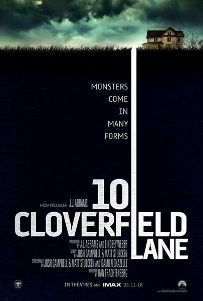 10 Cloverfield Lane HD VUDU ITUNES, MOVIES ANYWHERE, CHEAP DIGITAL MOVEIE CODES CHEAPEST