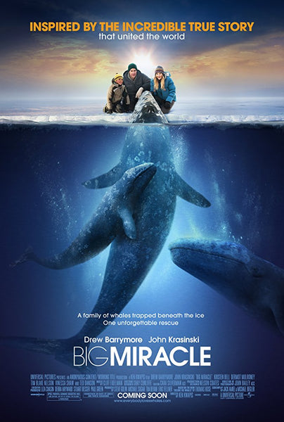 Big Miracle iTunes HD VUDU ITUNES, MOVIES ANYWHERE, CHEAP DIGITAL MOVEIE CODES CHEAPEST
