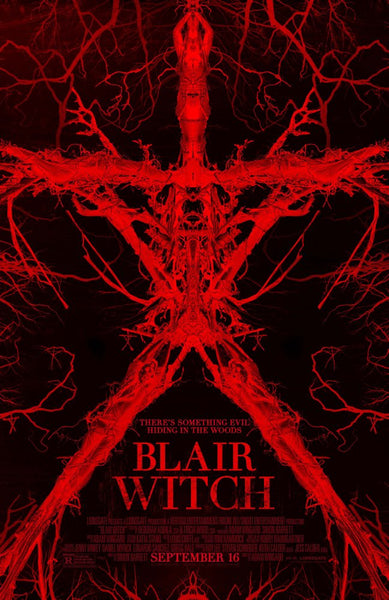 Blair Witch (2016)(iTunes HD)