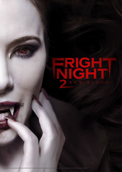 Fright Night 2 UnratedHD VUDU ITUNES, MOVIES ANYWHERE, CHEAP DIGITAL movie CODES CHEAPEST