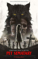 Pet Sematary (2019)(4K UHD on VUDU)