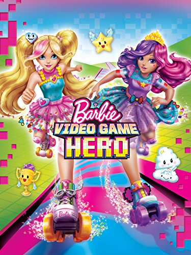 Barbie: Video Game Hero HD VUDU ITUNES, MOVIES ANYWHERE, CHEAP DIGITAL MOVEIE CODES CHEAPEST