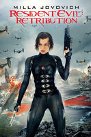 Resident Evil: Retribution HD VUDU ITUNES, MOVIES ANYWHERE, CHEAP DIGITAL MOVEIE CODES CHEAPEST