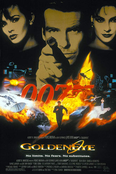 007: GoldenEye (HD)