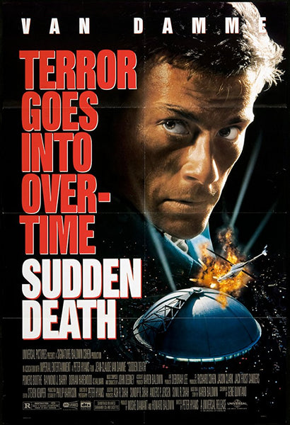 Sudden Death HD VUDU ITUNES, MOVIES ANYWHERE, CHEAP DIGITAL MOVEIE CODES CHEAPEST